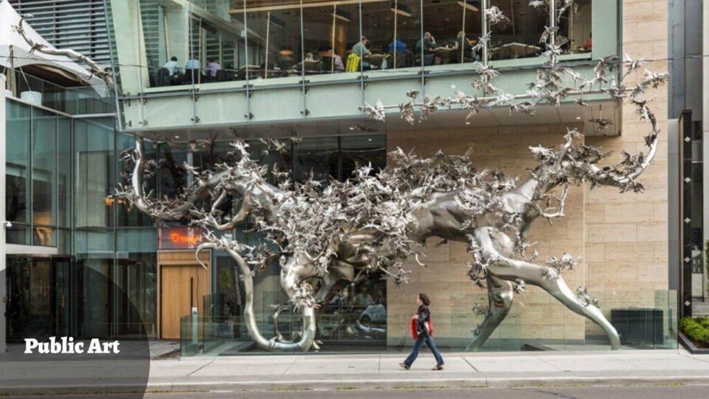Một tác phẩm nghệ thuật công cộng