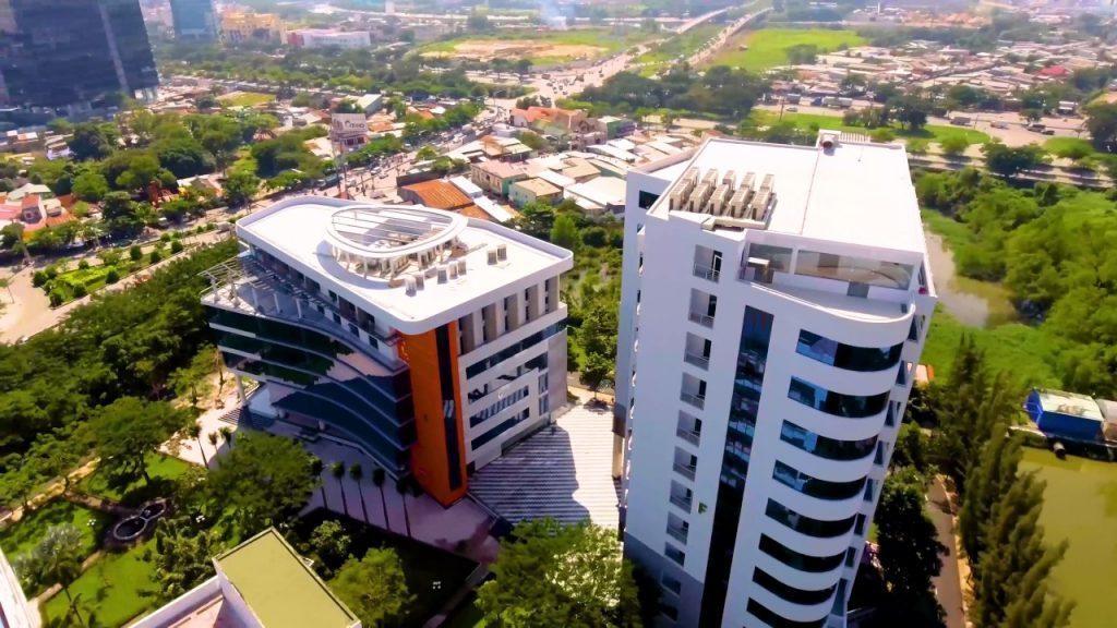 Trường đại học Tôn Đức thắng quận 7 tp HCM  SO SÁNH THÔNG TIN CÁC TRƯỜNG KHỐI V H dai hoc ton duc thang quan 7 1024x576