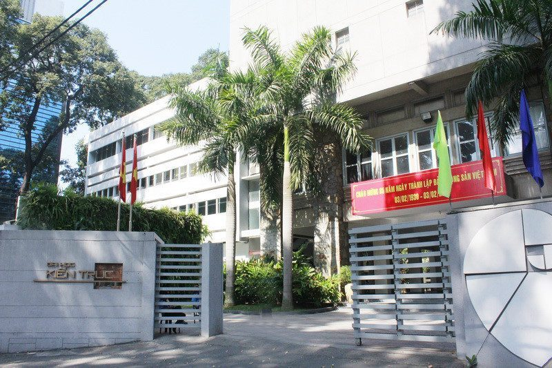 Trường Đại Học Kiến Trúc TP HCM  KHAI GIẢNG KHÓA LUYỆN THI KIẾN TRÚC – ART LAND truong dai hoc kien truc tp hcm