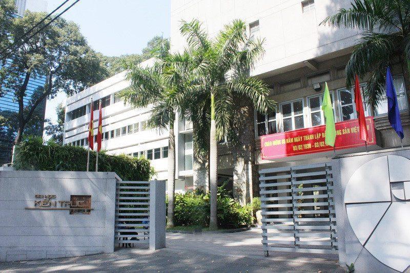 Trường Đại Học Kiến Trúc TP HCM
