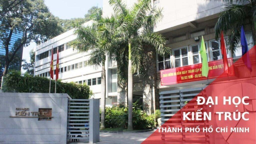 Đại Học Kiến Trúc TP HCM