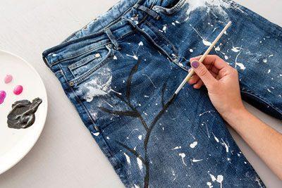 Cách dùng màu acrylic