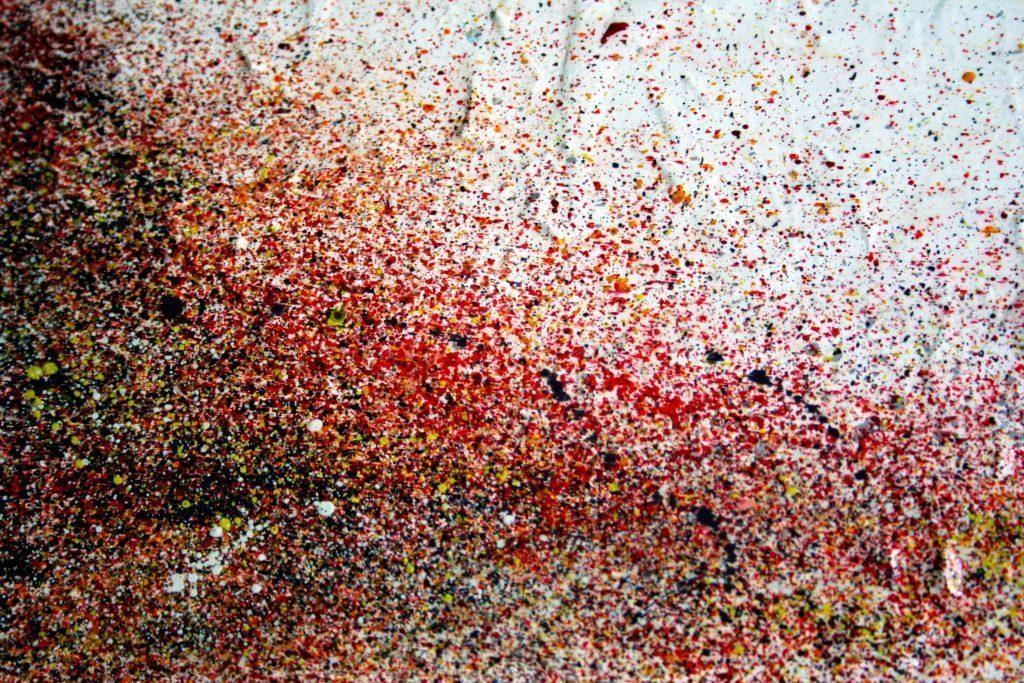 Cách dùng màu acrylic  CÁCH DÙNG MÀU ACRYLIC TẠO NÊN TÁC PHẪM MỸ THUẬT TUYỆT VỜI 4 1 1024x683