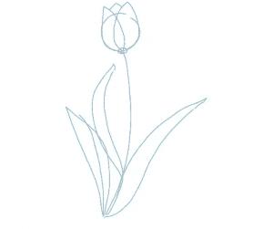 cách vẽ bông hoa  HƯỚNG DẪN CÁCH VẼ BÔNG HOA ĐƠN GIẢN CHO BÉ TL2 300x251
