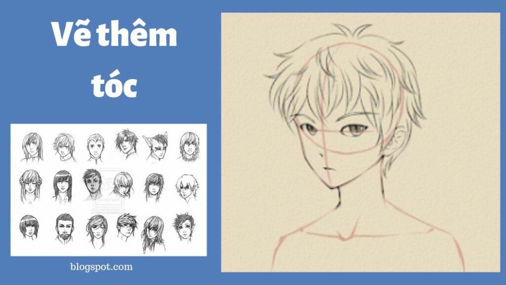 Vẽ nhân vật nam_bước 5