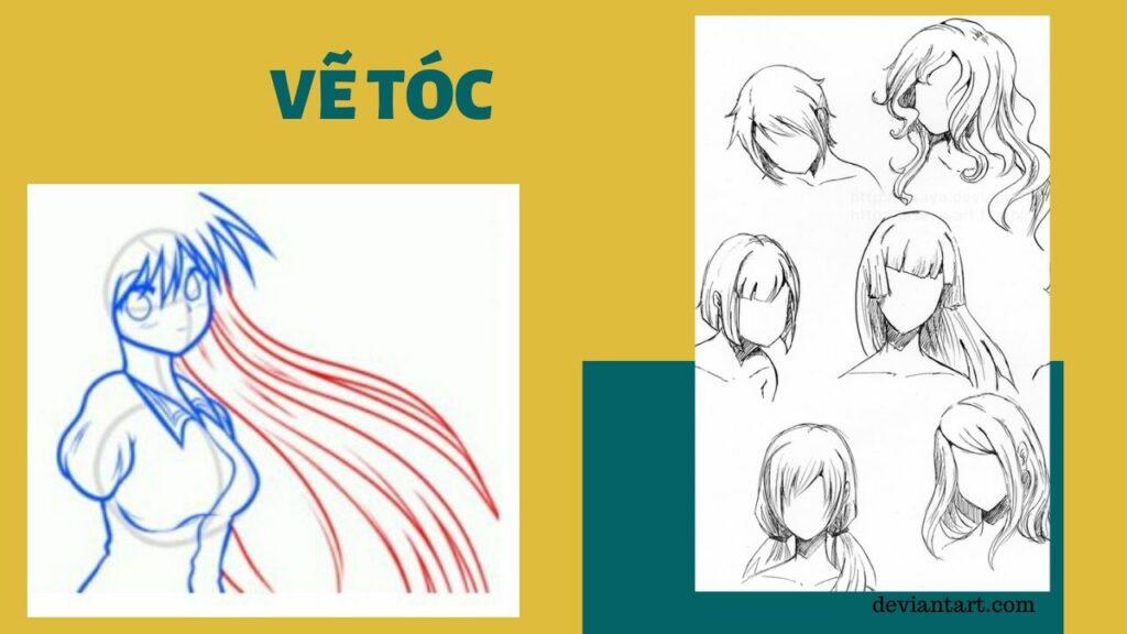 Vẽ nhân vật nữ_bước 7