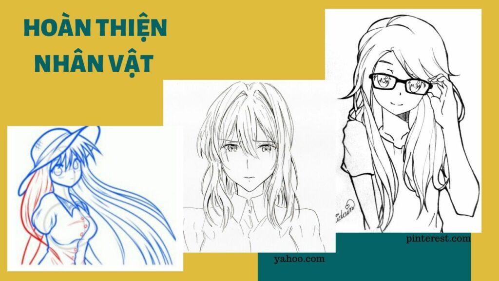 Vẽ nhân vật nữ_bước 9