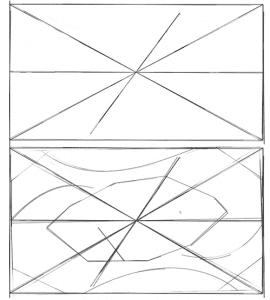 trang trí hình chữ nhật   PHƯƠNG PHÁP TRANG TRÍ HÌNH CHỮ NHẬT CƠ BẢN trang tr   h  nh ch    nh   t 7 270x300