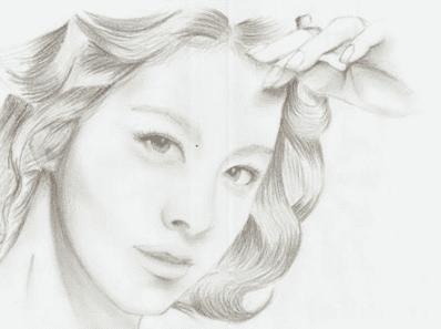 Dạy vẽ chân dung  Dạy vẽ chân dung – Những điều cơ bản cần nắm 3 3