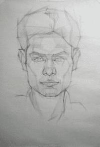 kí họa người  Một số phương pháp vẽ kí họa người đơn giản dễ học 5 1