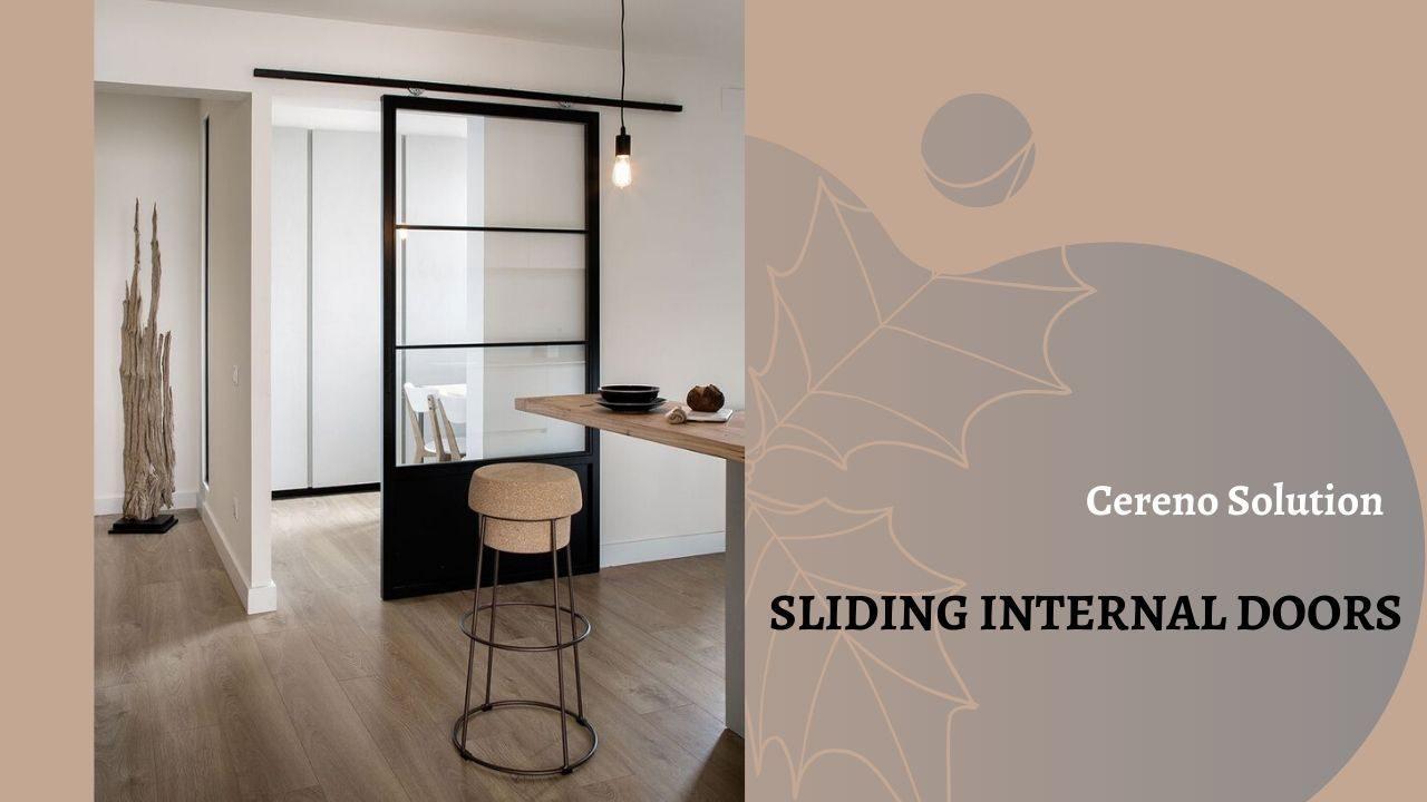 Sliding Internal Doors - Cereno Solution