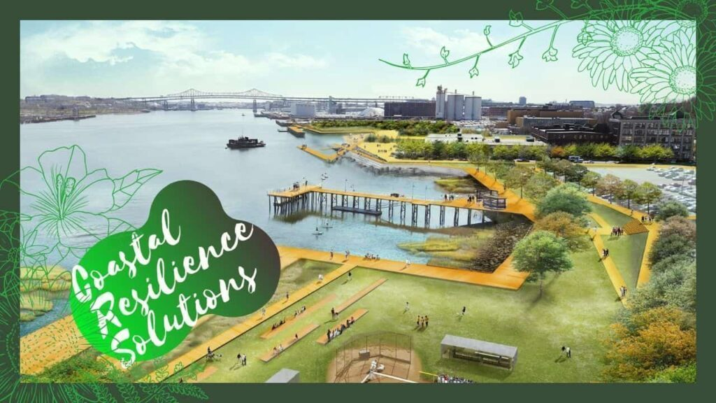 Coastal Resilience Solutions for East Boston and Charlestown