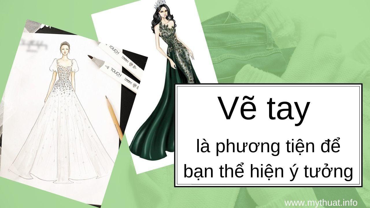 Học Thiết Kế Thời Trang Tại Việt Nam