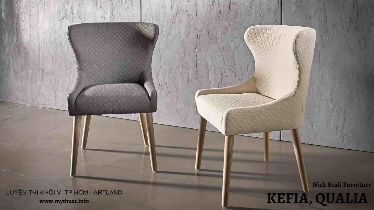 KEFIA, QUALIA - Nick Scali Furniture