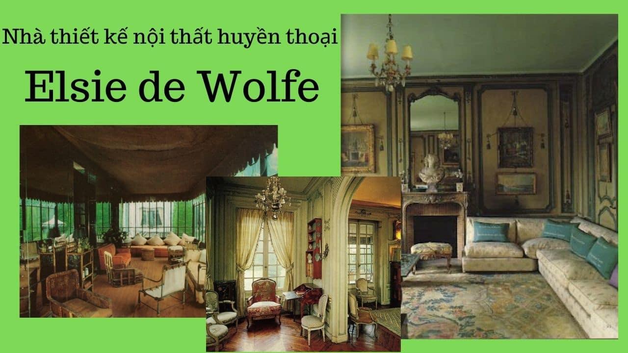 Thiết kế của Elsei De Wolfe