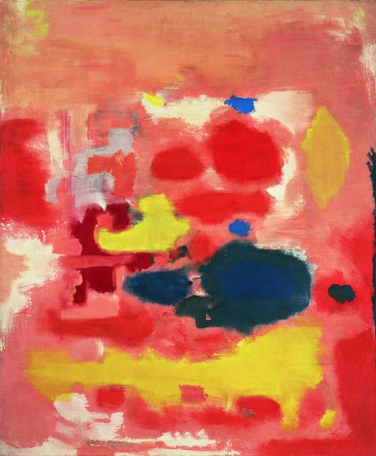 Mark Rothko Untitled, 1948 Fondation Beyeler  DẠY HỌC VẼ CHO TRẺ EM, PHƯƠNG PHÁP HIỆU QUẢ Mark Rothko Untitled 1948 Fondation Beyeler