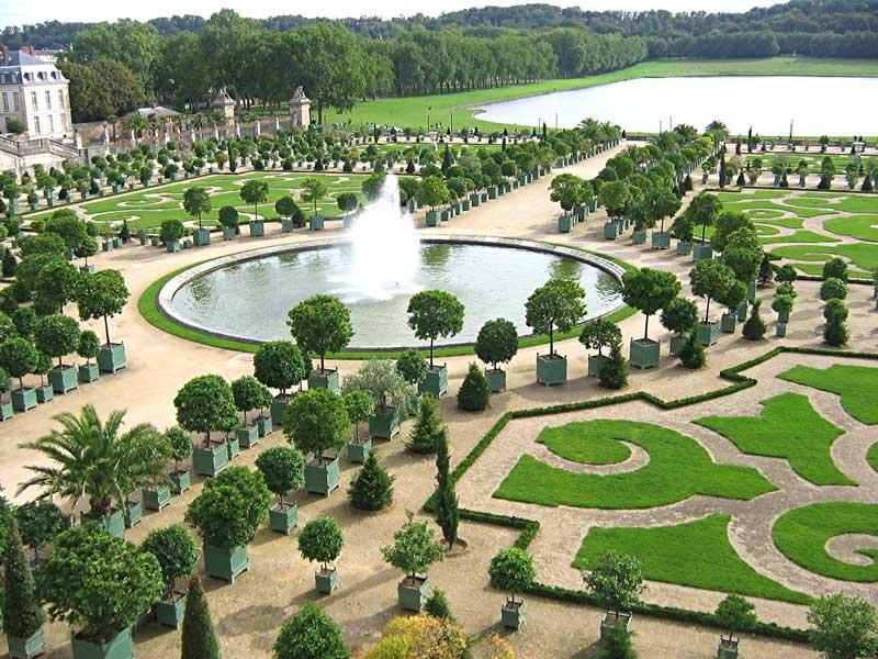 Orangery-at-the-Palace-of-Versailles,-outside-Paris KIẾN TRÚC CẢNH QUAN RA TRƯỜNG LÀM GÌ Orangery at the Palace of Versailles outside Paris