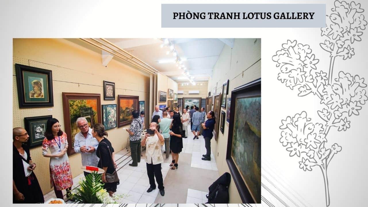 Phòng tranh Lotus Gallery
