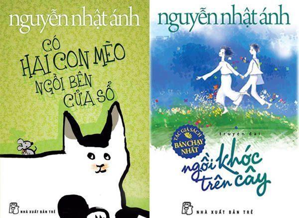 Sách Nguyễn Nhật Ánh - Minh họa Đỗ Hoàng Tường