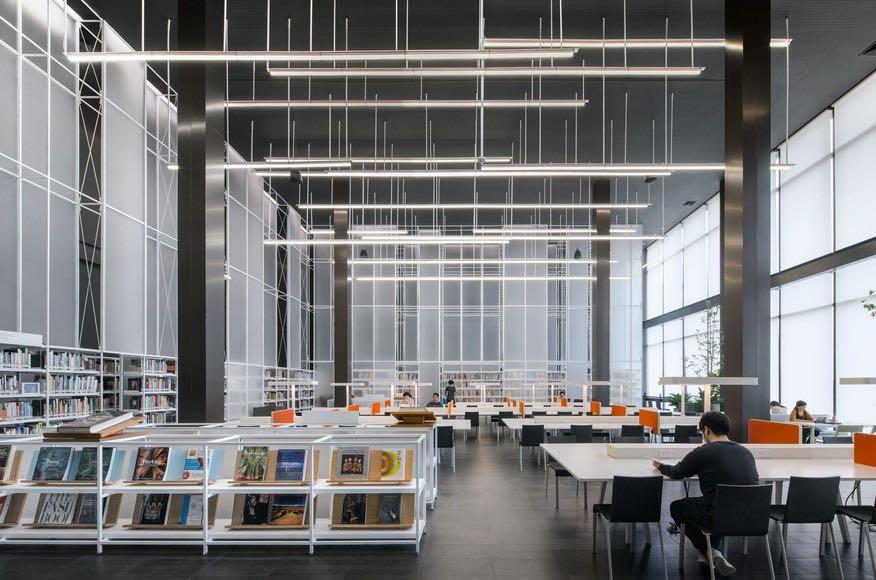Thailand Creative & Design Center by Department of Architecture Co. in Bangkok.  CÁC CÔNG TRÌNH THIẾT KẾ NỘI THẤT ẤN TƯỢNG NĂM 2017 Thailand Creative Design Center by Department of Architecture Co