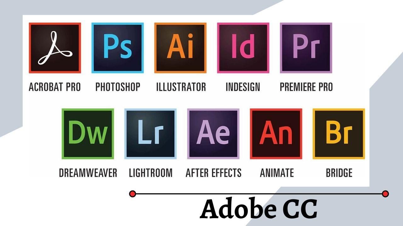 Các phần mềm học thiết kế đồ họa của Adobe