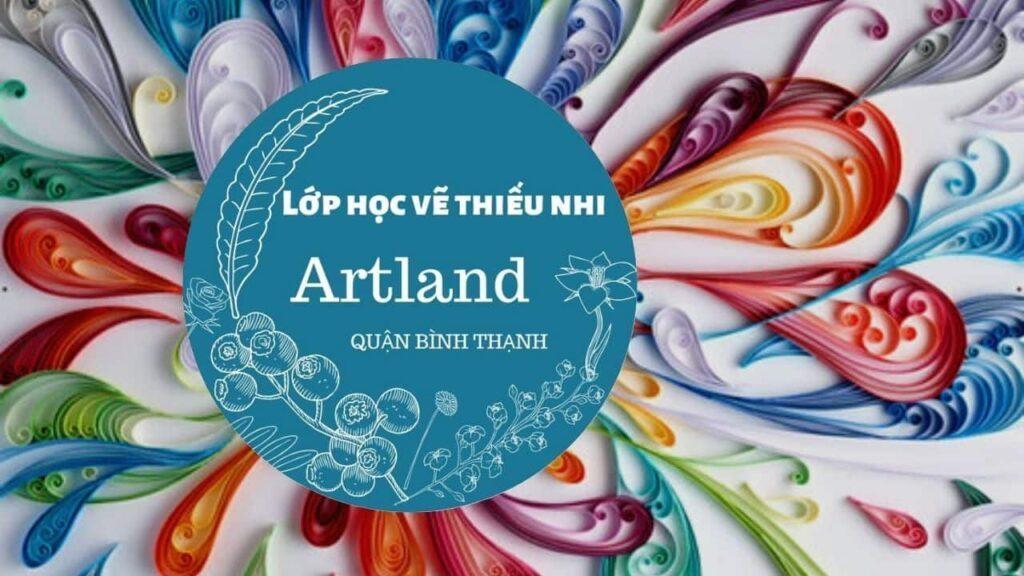 Lớp dạy vẽ Artland quận Bình Thạnh