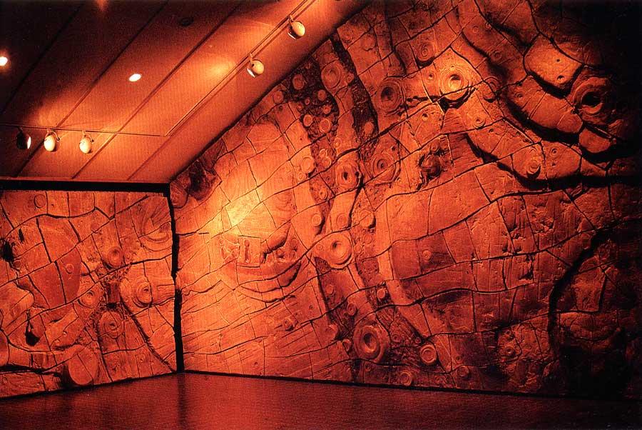 Tranh gốm trang trí nội thất