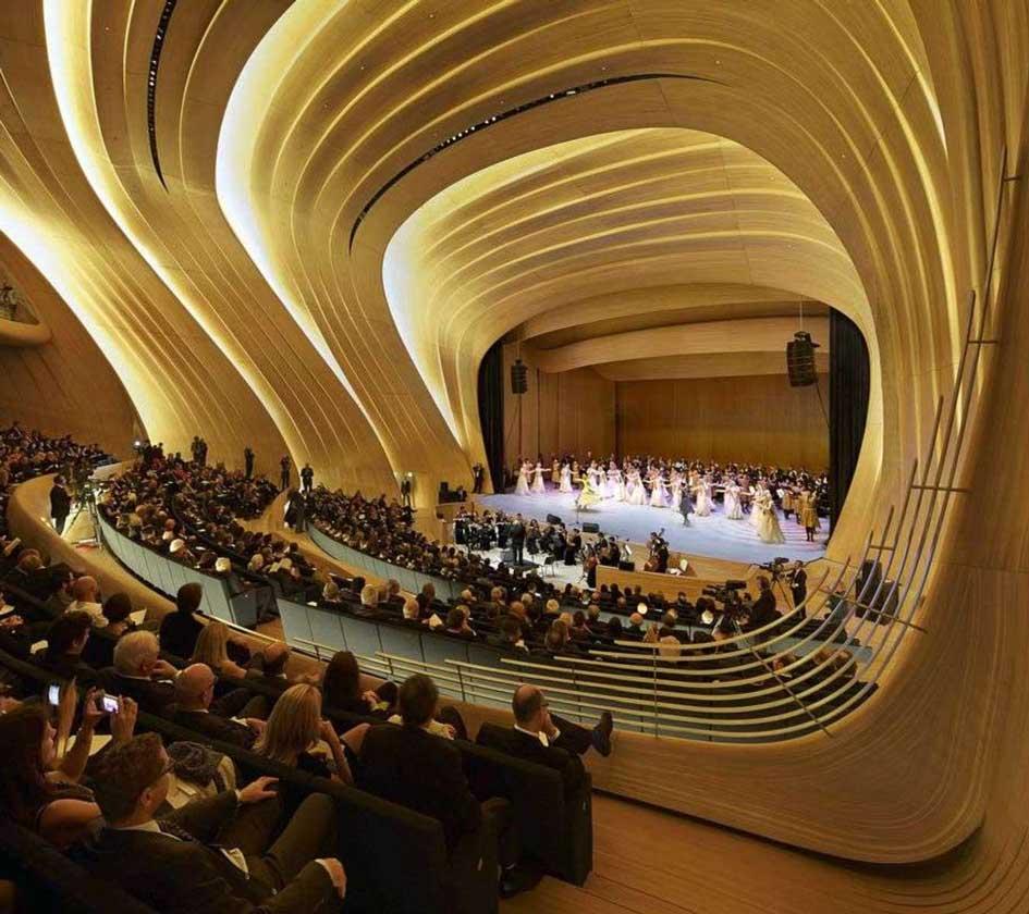 zaha-hadid-heydar-aliyev-center-in-baku  ZAHA HADID HUYỀN THOẠI VỀ NHỮNG ĐƯỜNG CONG KIẾN TRÚC 19 zaha hadid heydar aliyev center in baku full
