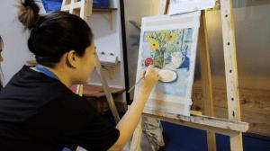 học vẽ cơ bản  Những kỹ thuật không thể bỏ qua khi học vẽ cơ bản 2 1 300x168