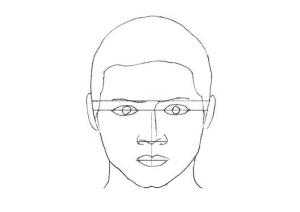kỹ thuật vẽ chân dung  Hướng dẫn học một số kỹ thuật vẽ chân dung đẹp 2 6 300x212