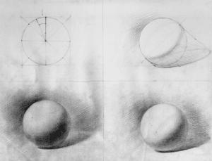 học vẽ cơ bản  Những kỹ thuật không thể bỏ qua khi học vẽ cơ bản 3 1 300x229