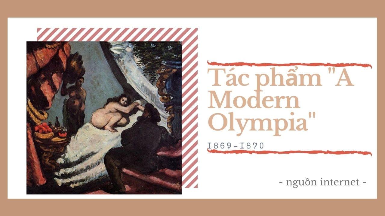 A modern olympia (1869-1870)