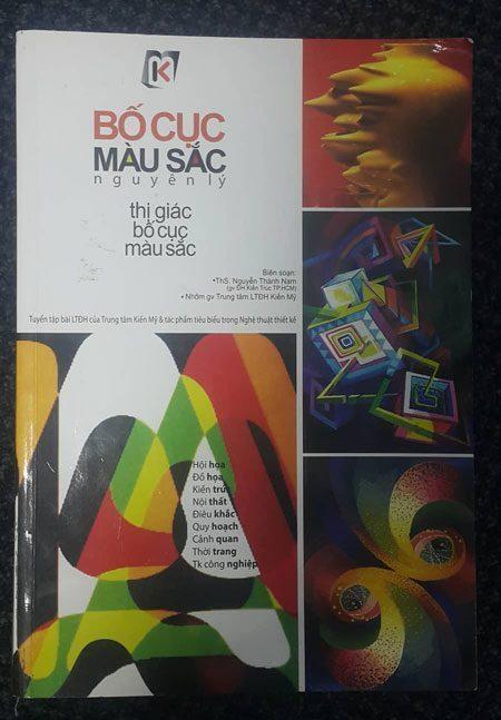 Bo-cuc-mau-sac  SÁCH DẠY VẼ TRANG TRÍ MÀU CƠ BẢN CHO NGƯỜI THI KHỐI H Bo cuc mau sac