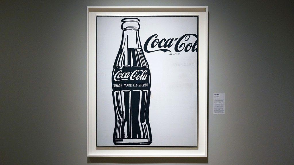 Coca-Cola-(3)-(1962)  DANH HỌA ANDY WARHOL VÀ POP ART Coca Cola 3 1962