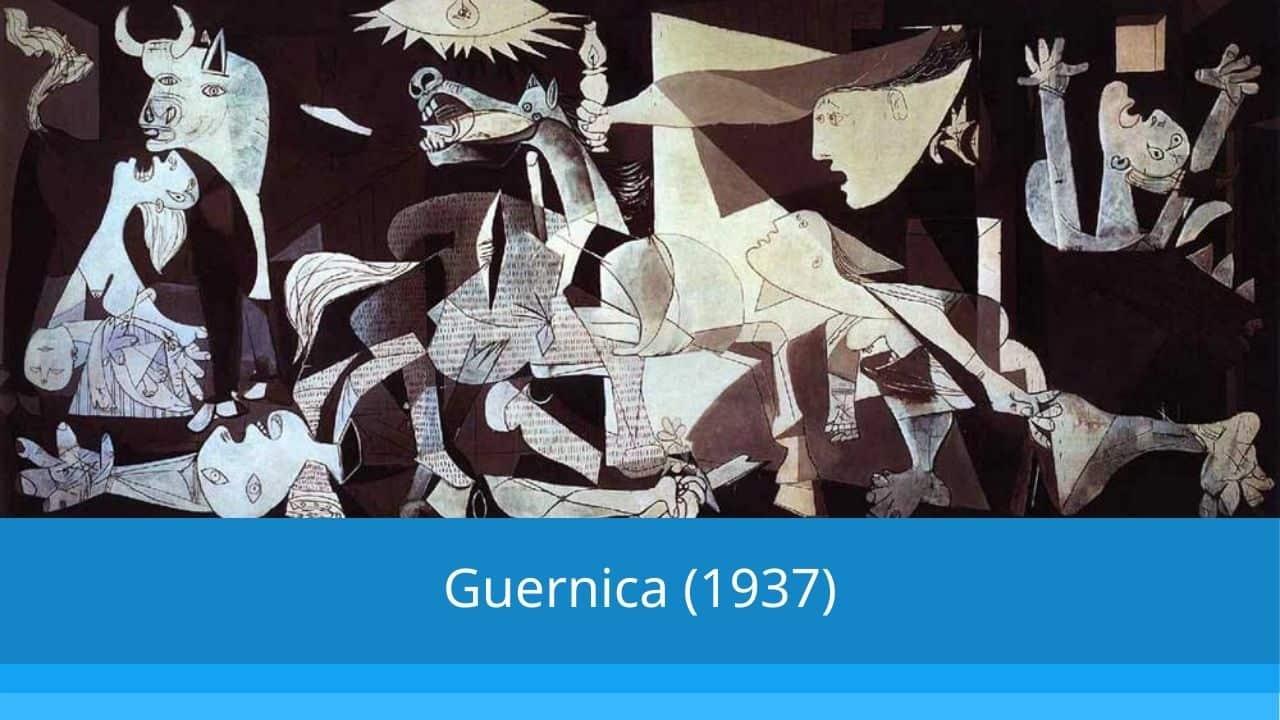 Guernica-(1937)