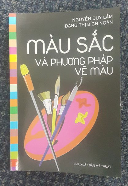 Mau-sac-va-phuong-phap-ve-mau  SÁCH DẠY VẼ TRANG TRÍ MÀU CƠ BẢN CHO NGƯỜI THI KHỐI H Mau sac va phuong phap ve mau
