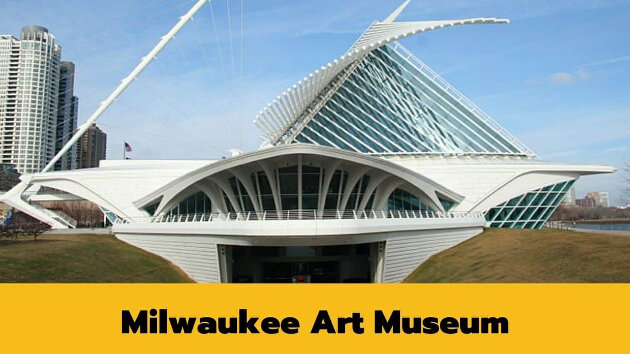 Milwaukee Art Museum (nguồn internet)
