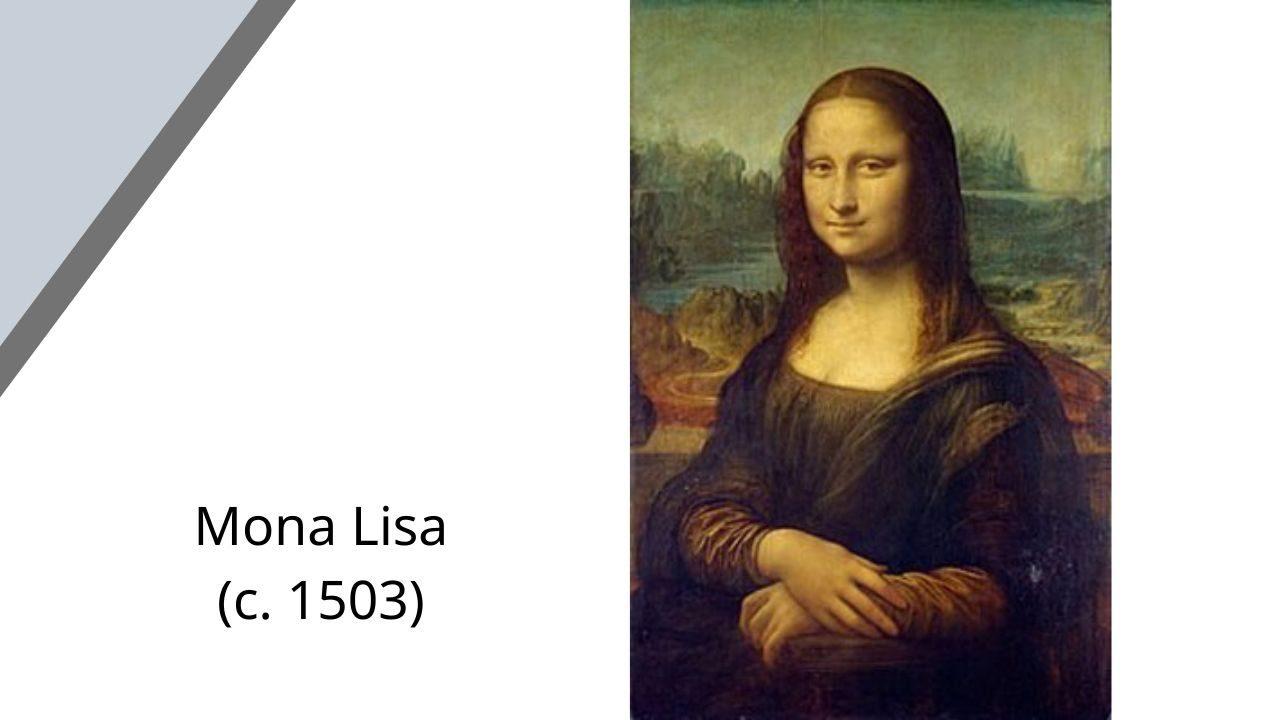 Mona Lisa (c. 1503)
