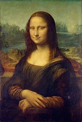 Mona Lisa (c. 1503) LEONARDO DA VINCI HỌC GIẢ VĨ ĐẠI Mona Lisa c