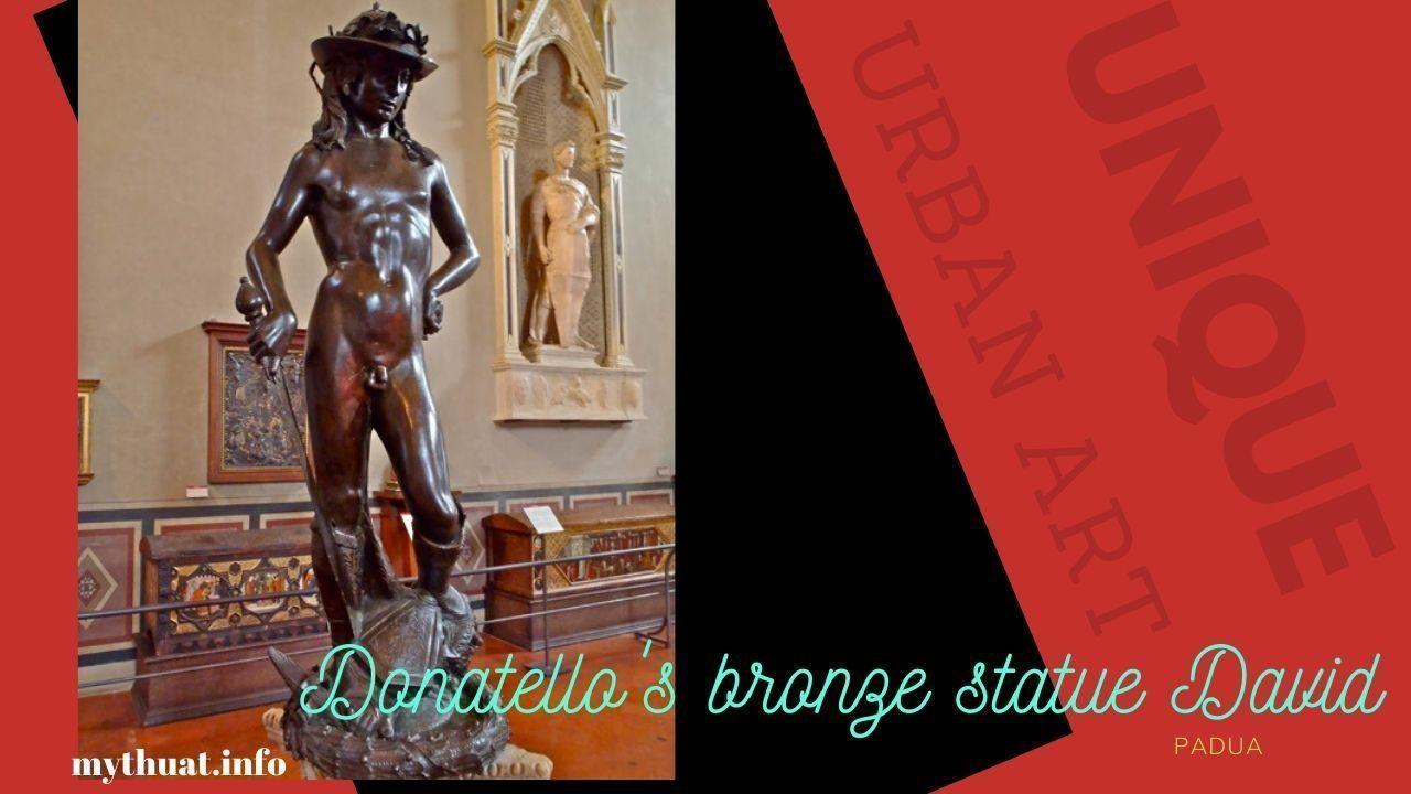 Mỹ Thuật Đô Thị : Công trình mỹ thuật ở Padua