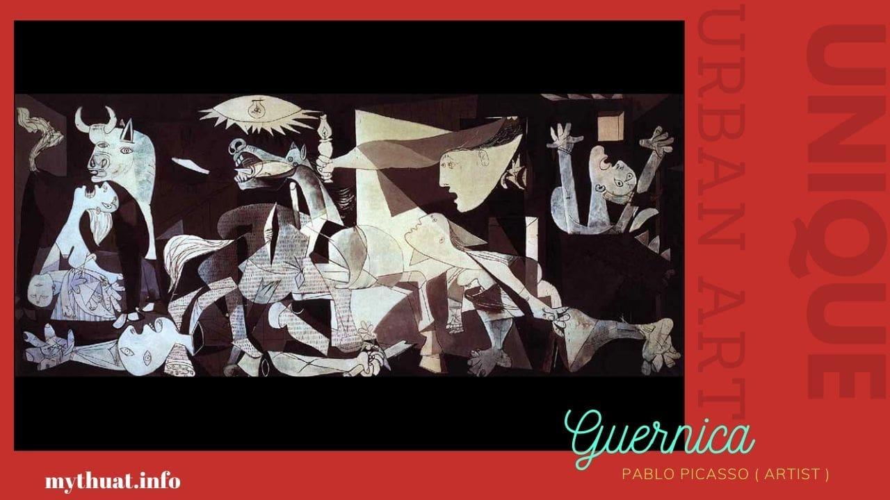 Mỹ Thuật Đô Thị : mỹ thuật của Pablo Picasso