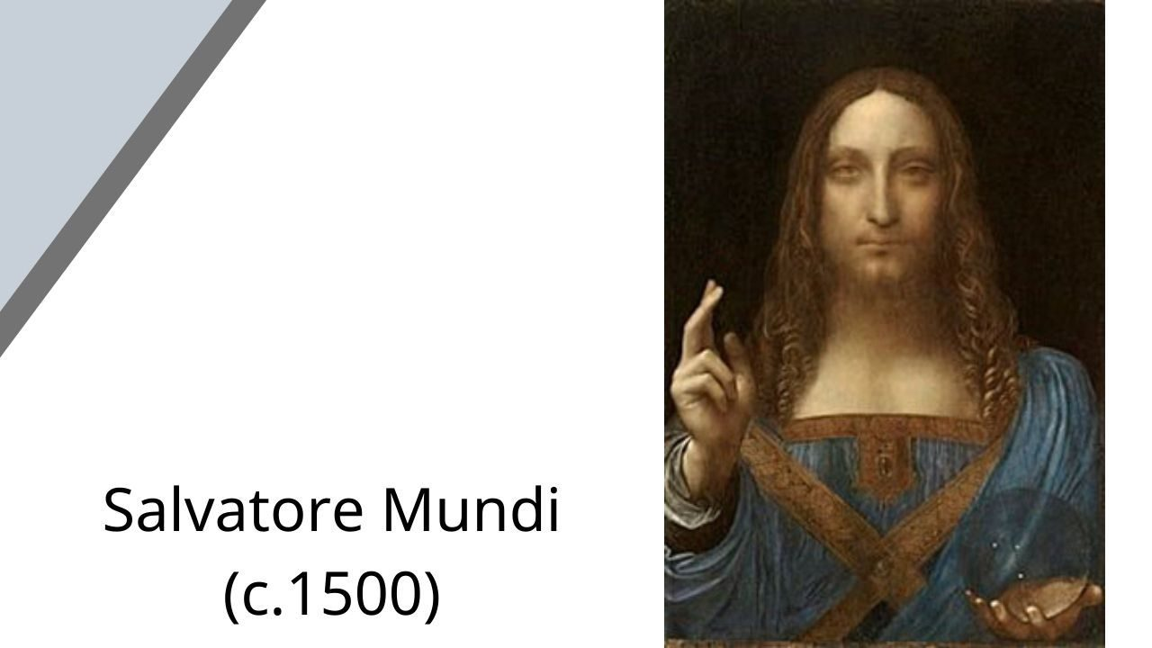 Salvatore Mundi (c.1500)