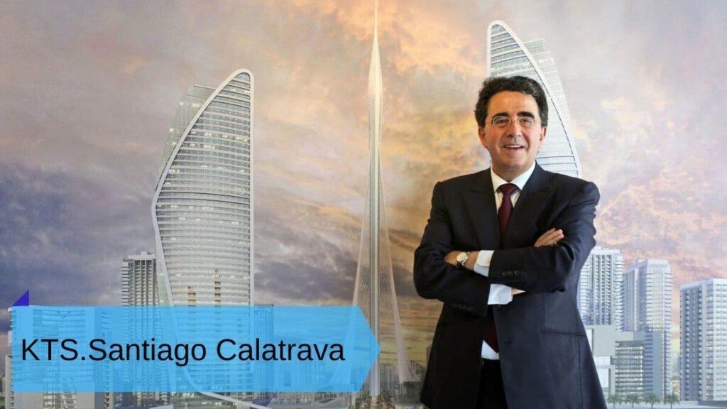 Santiago Calatrava (nguồn internet)