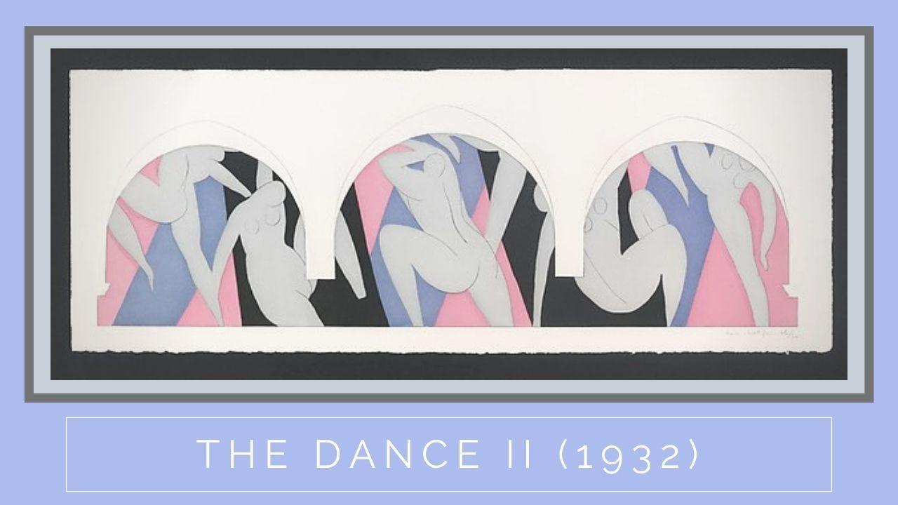 The Dance II (1932) ( nguồn internet)