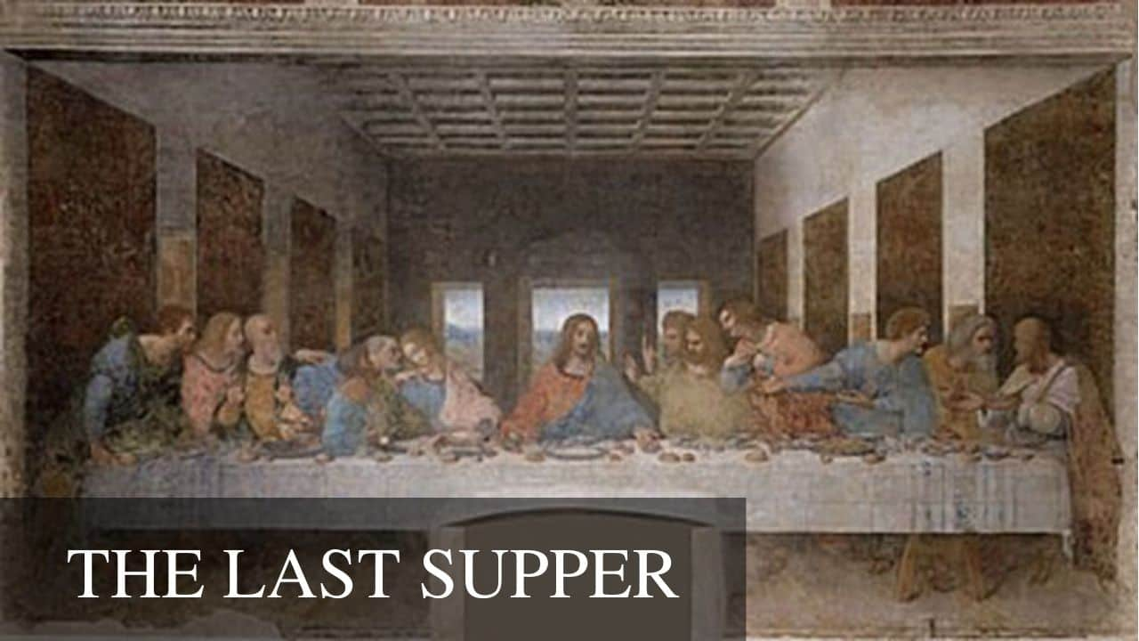 The Last Supper (1498)