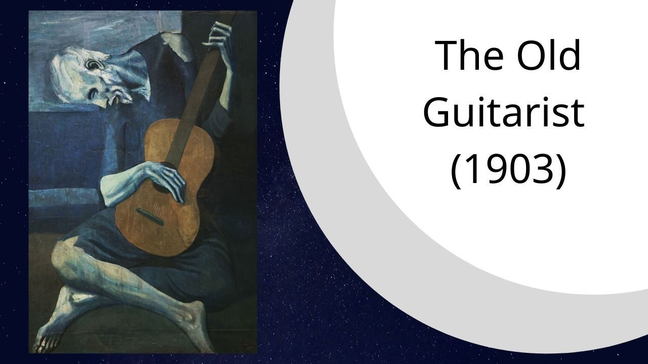 The Old Guitarist (1903)