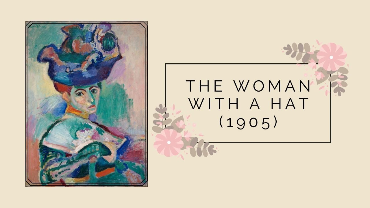 The Woman with a Hat (1905) ( nguồn internet)