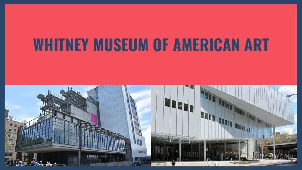 Bảo tàng Nghệ thuật Whitney
