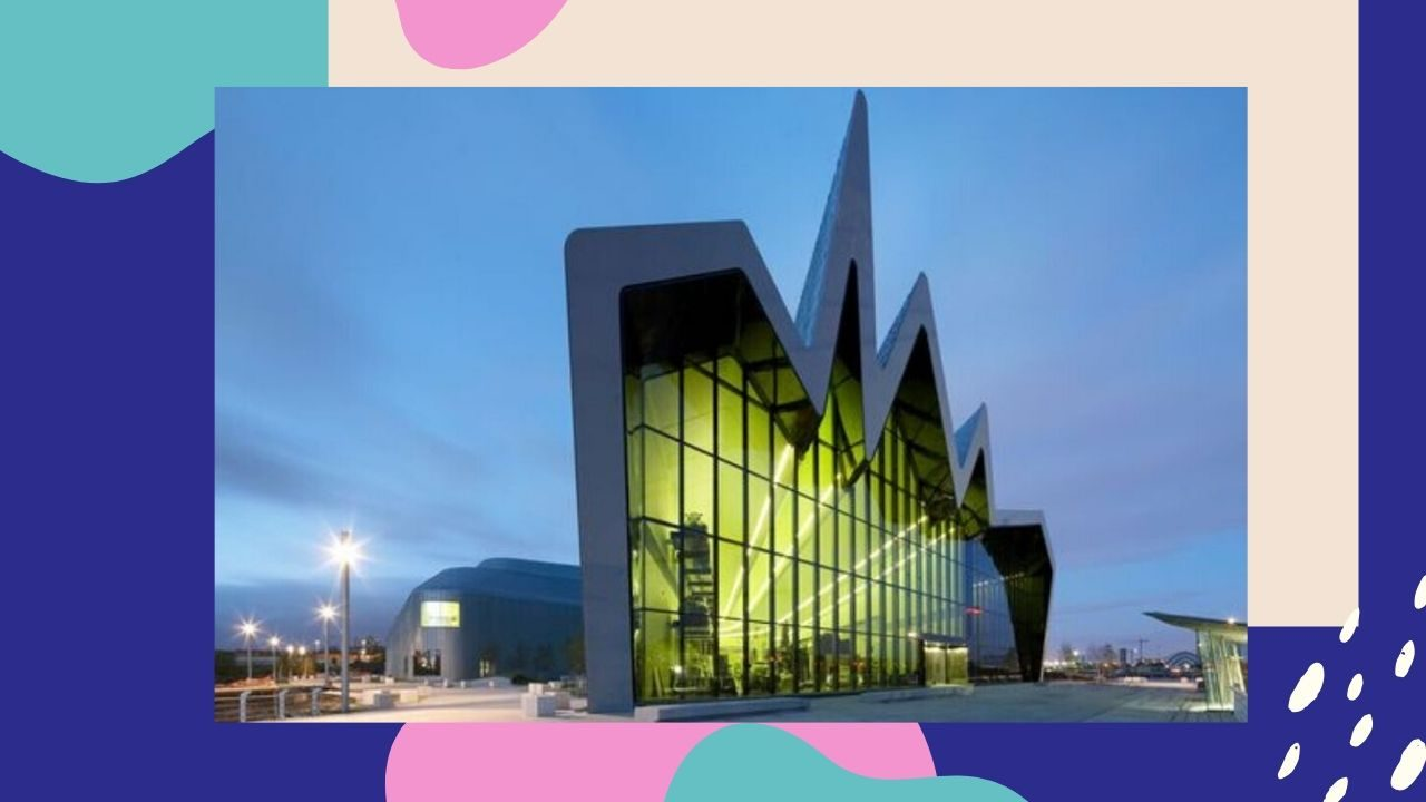 Glasgow Riverside Museum of Transport