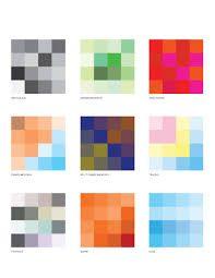 Color harmony exercises
